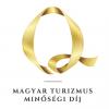 Magyar Turizmus Minőségi Díj logó